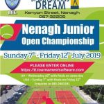 Nenagh Junior Open 2019