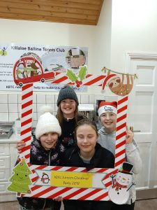 Juniors christmas fun day photo