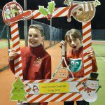 Juniors Christmas fun day
