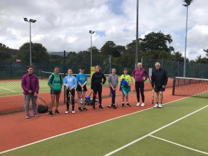 junior coaching week photo